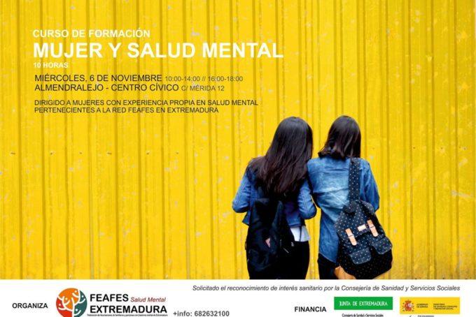 Curso Mujer y Salud Mental